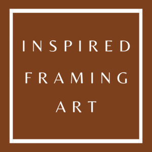 About Inspired Framing Shop & logo